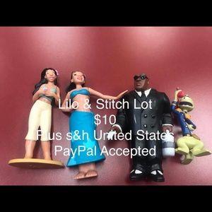 Lilo & Stitch Lot